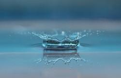 Water verversen in de vijver