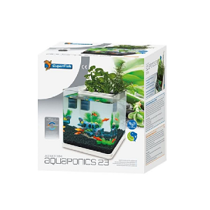 Superfish aquarium aquaponics 23 wit