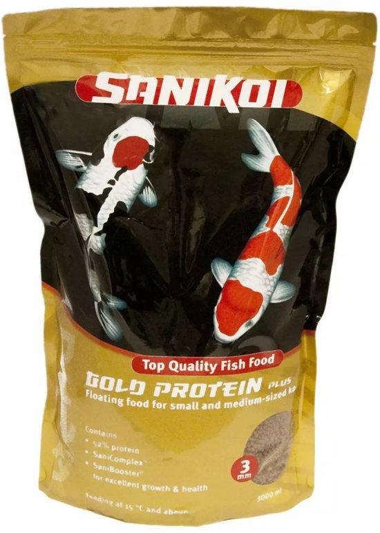 SaniKoi Gold Protein Plus