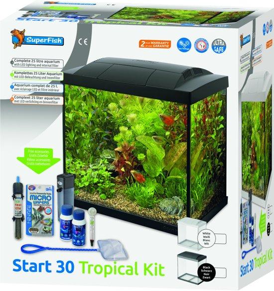 SuperFish Start 30 Tropical Kit