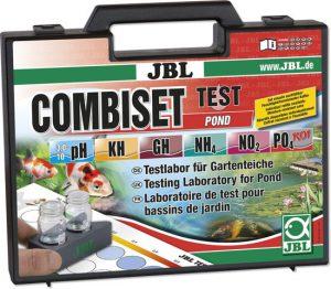 JBL Combi testset pond