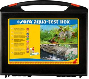 Sera Aqua Testbox