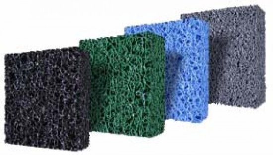 PPC filtermat of matala mat